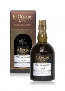 El Dorado Rum Port Mourant 1999