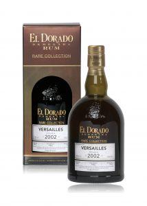 El Dorado Rum Versailles 2002
