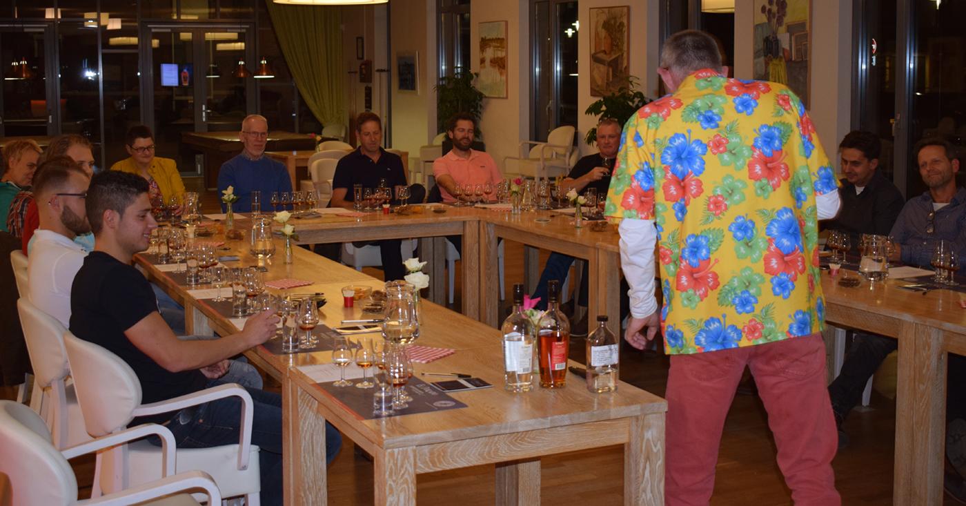El Dorado Rum Tasting bij Het Vloeibaar Genot in Heeze