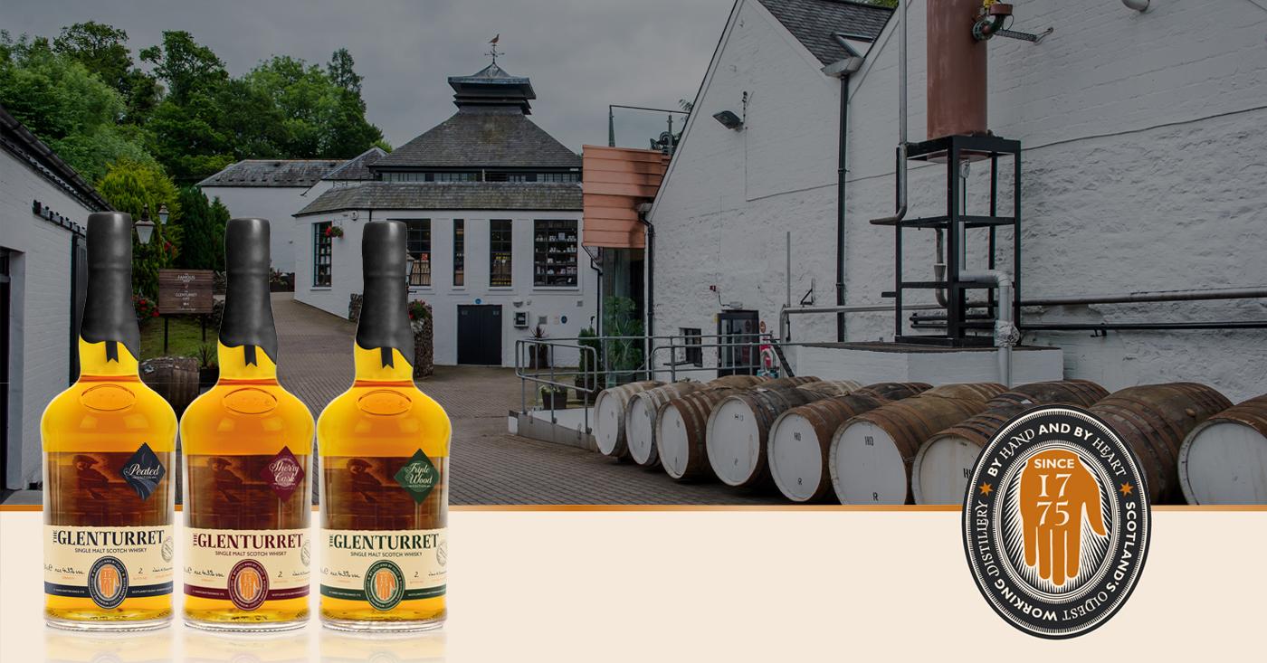 Glenturret Whisky in de belangstelling op warm whiskyevent Slijterij & Wijnhandel De Helm in Pijnacker