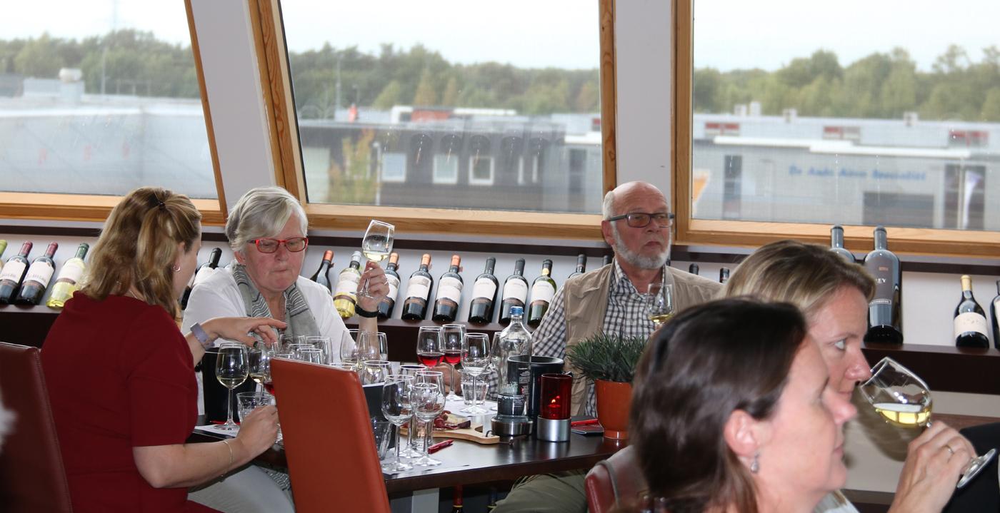 Masterclass Ventisquero op topSlijterdag Oldenzaal proeven wijn