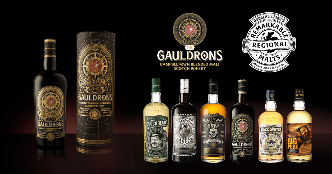 The Gauldrons Campbeltown Malt Whisky