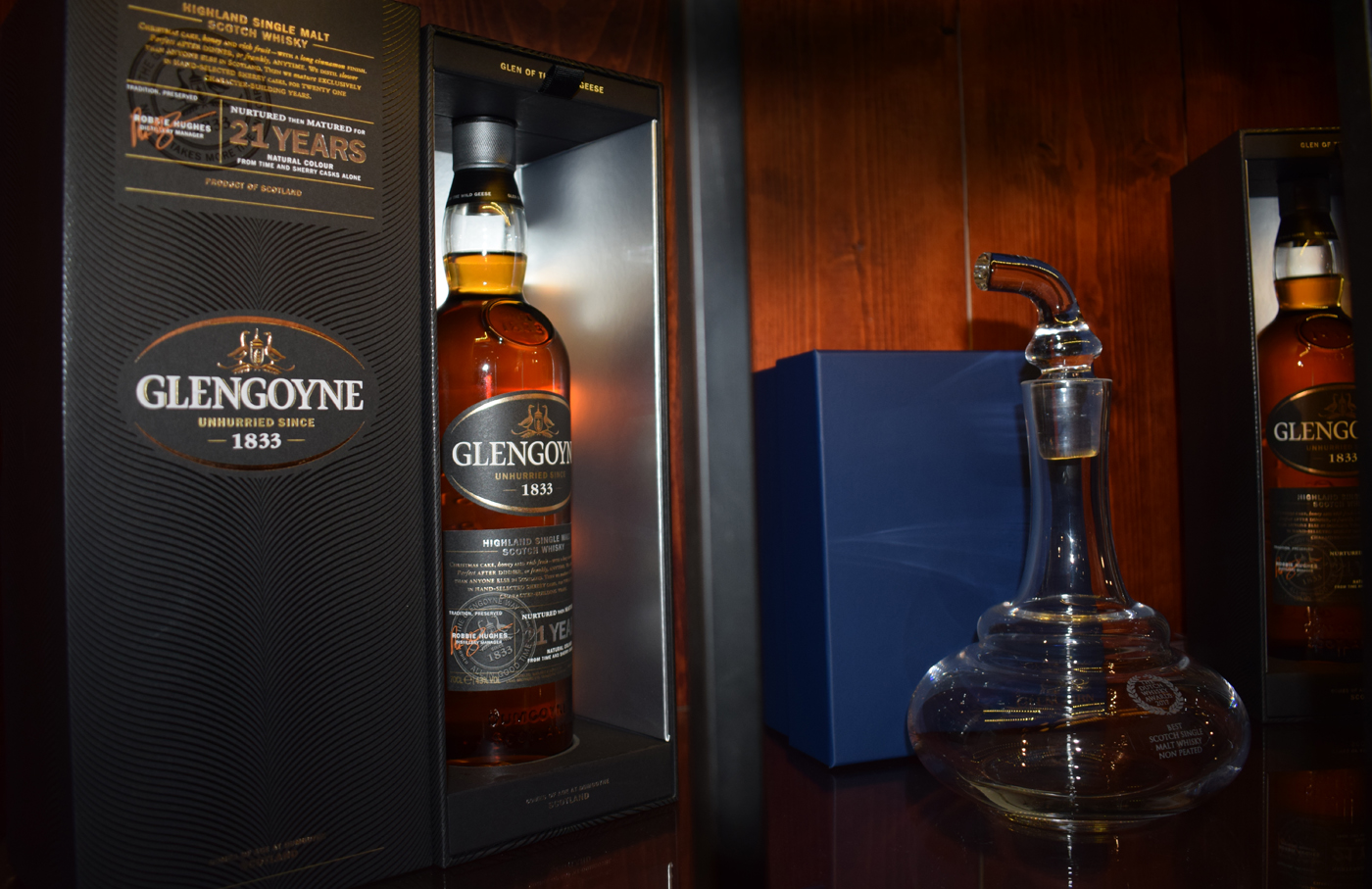 Glengoyne 21 YO Best Single Malt Whisky Non Peated