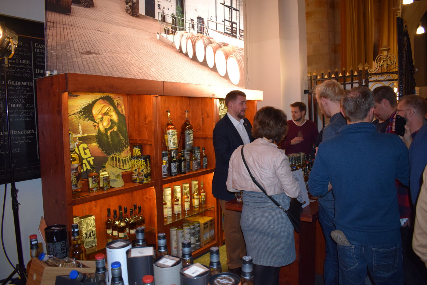 Whisky Den Haag