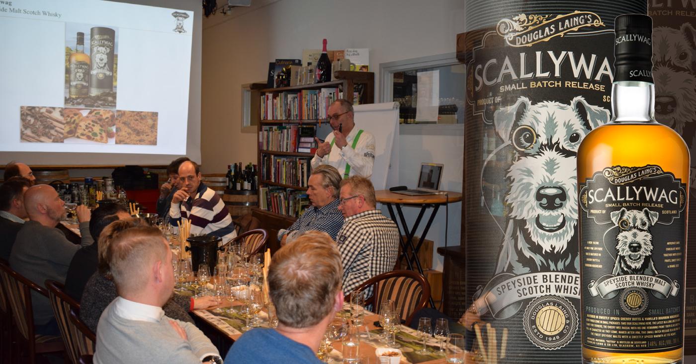 Remarkable Regional Malts bij whiskyproeverij De Drankenmarkt uit Roermond