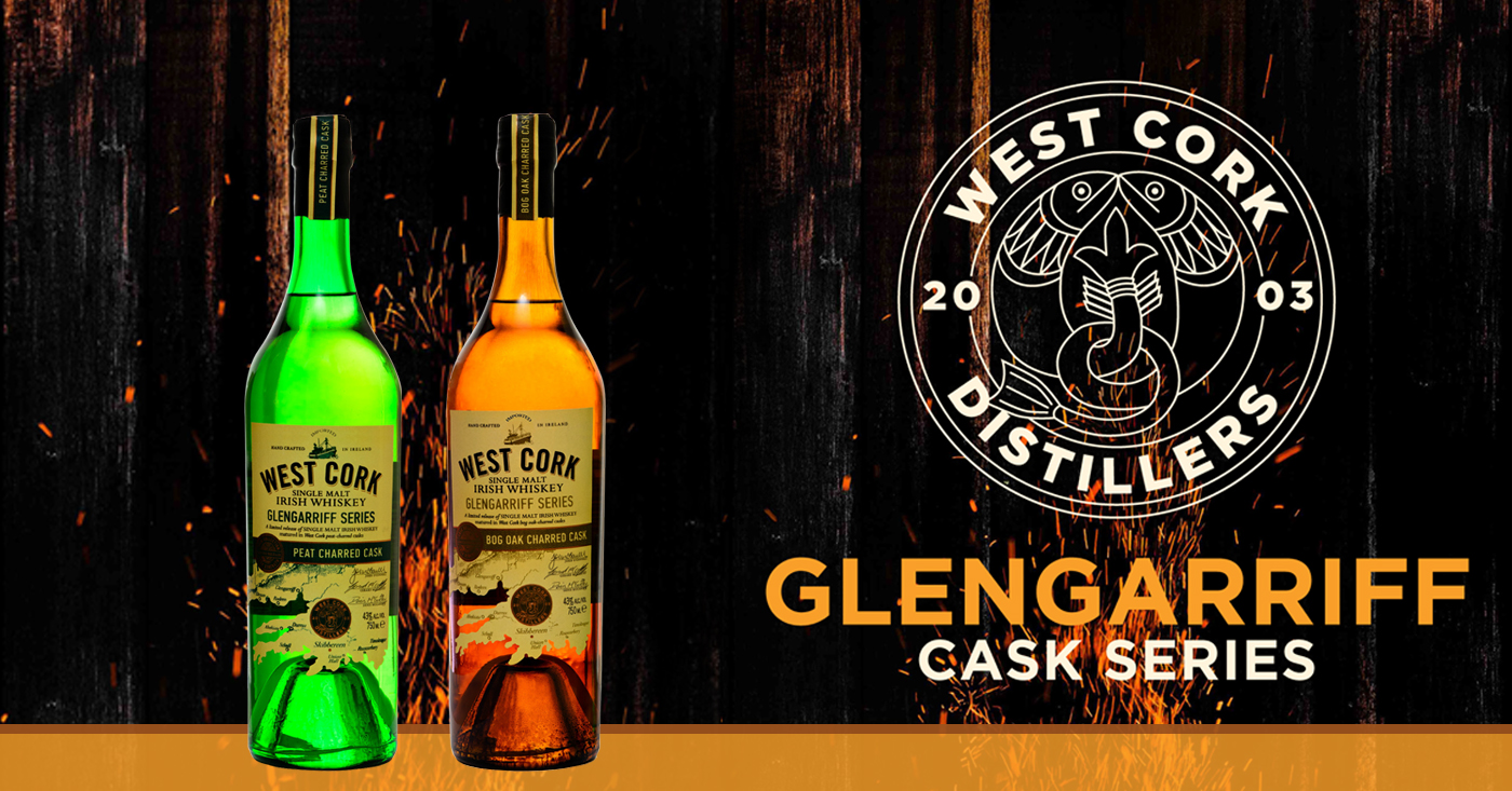 Glengarriff Collection West Cork Whiskey