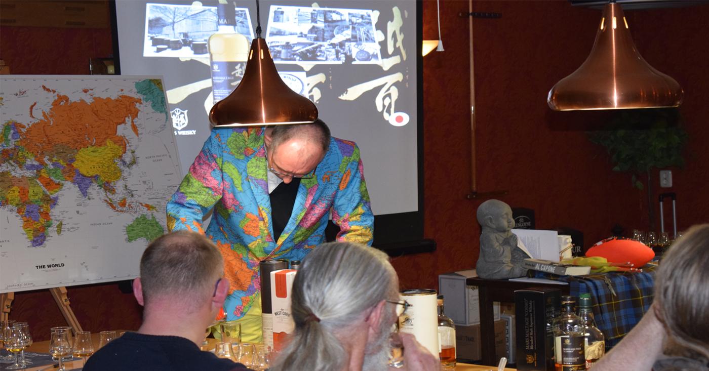 World Whisky Tasting bij Slijterij D'Ommerdiek in Nieuwleusen