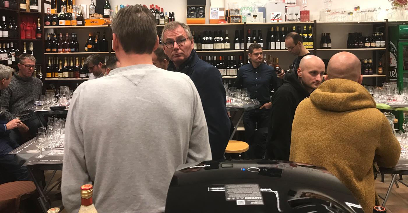 Glencadam Tomintoul en Glengoyne zorgen voor warmte op koude Whisky Tasting avond bij Slijterij De Bodega