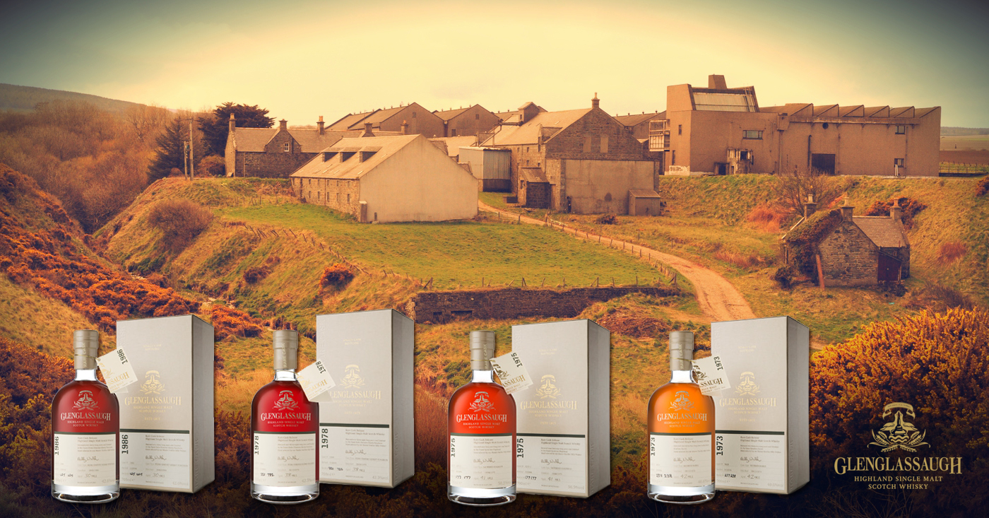 Glenglassaugh Rare Single Cask Whisky Batch 3