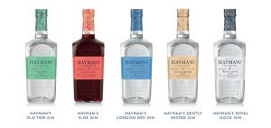 Haymans Gin line-up