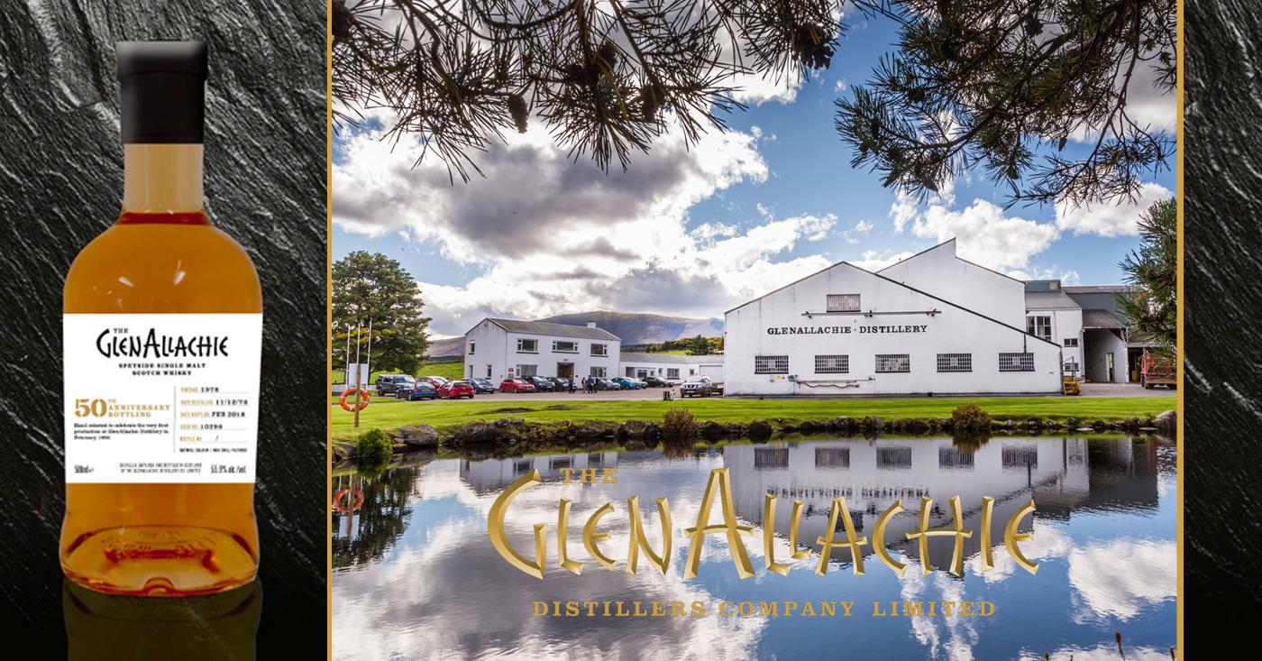 The GlenAllachie start goed met een lancering van zeer exclusieve single casks ter ere van het 50 jarige bestaan van de distilleerderij!