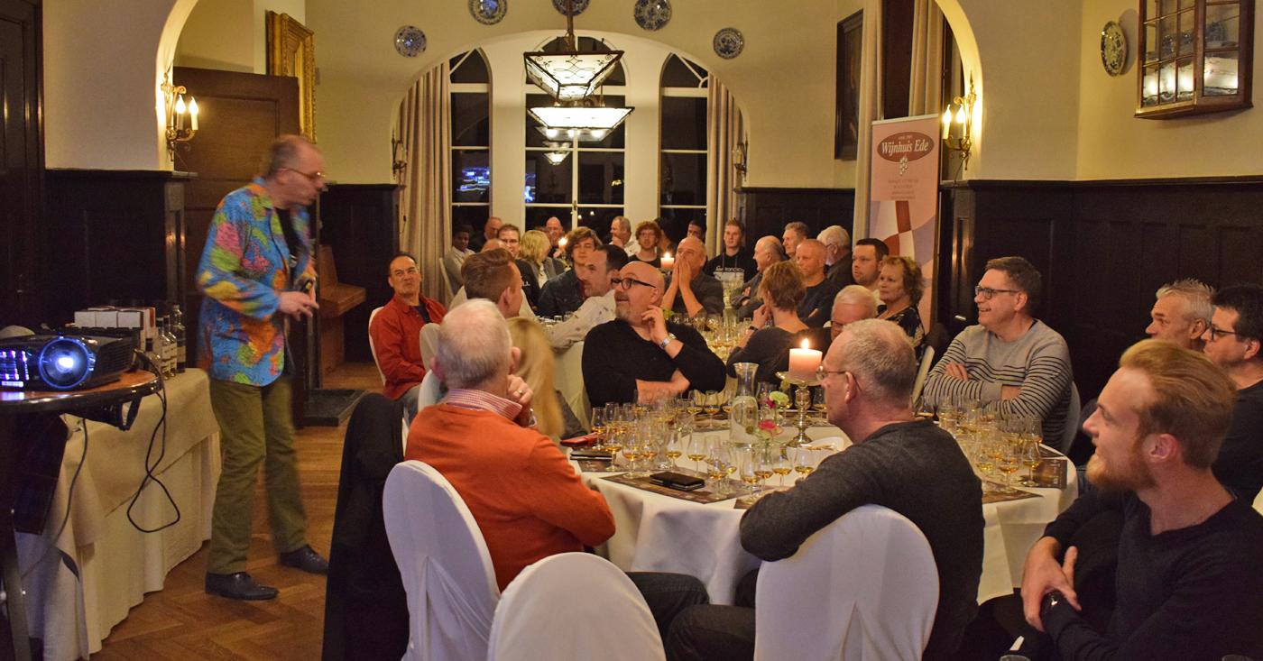 Zeldzame New Zealand Double Wood te proeven op whisky tasting Wijnhuis Ede