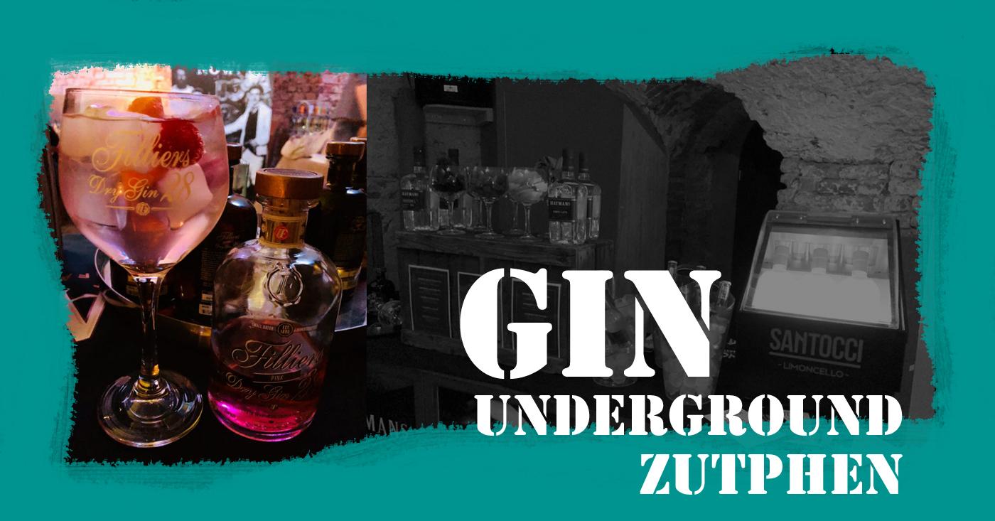 Gin Underground Festival Zutphen