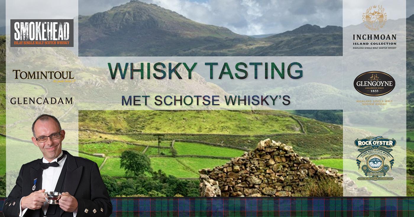 Glen Scotia Double Cask zorgt voor warme gevoelens tijdens Schotland Tasting in Zaandam