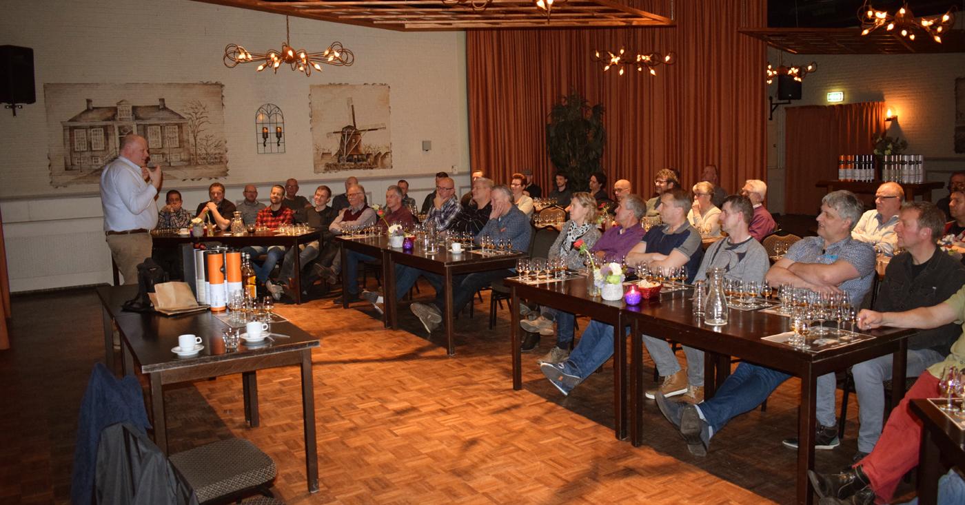 Glengoyne, Tamdhu en Smokehead geproefd door groot publiek in Opmeer
