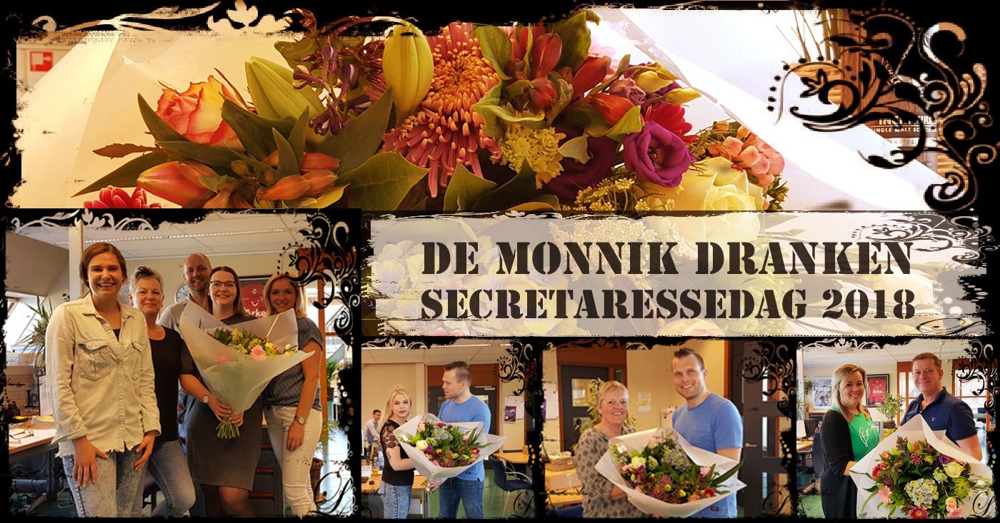 Nationale Secretaressedag 2018 De Monnik Dranken