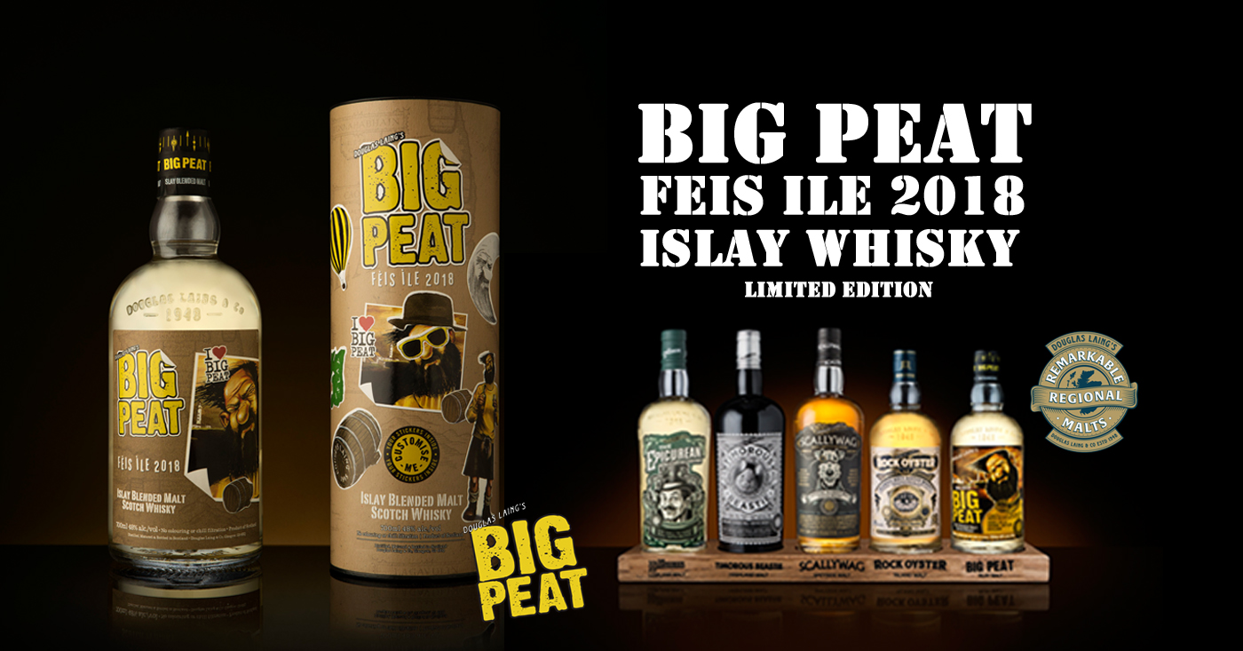Big Peat Feis Ile 2018 Islay Whisky