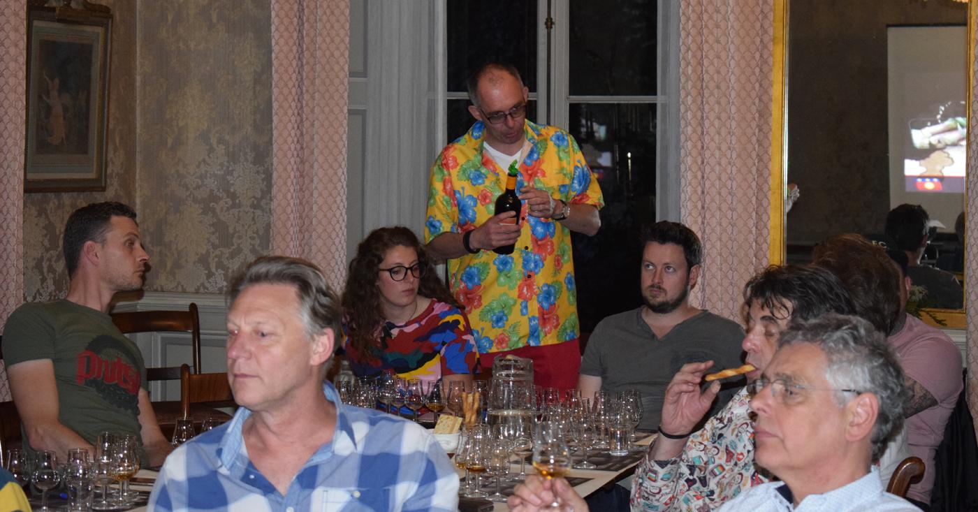 Leerzame rum proeverij bij de Bottelarij in Mierlo