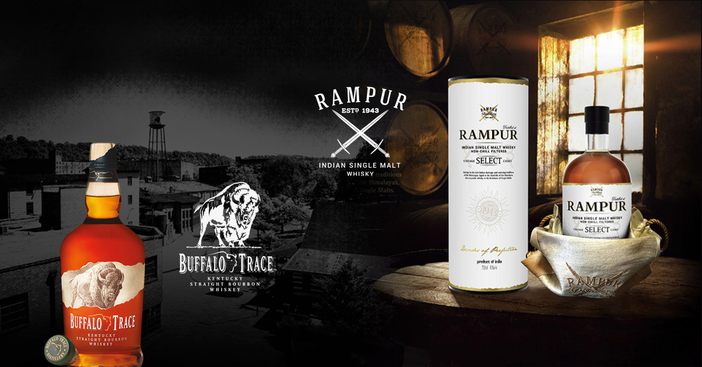 Buffalo Trace en Rampur Indian Single Malt populair op World Whisky Tasting in Klundert