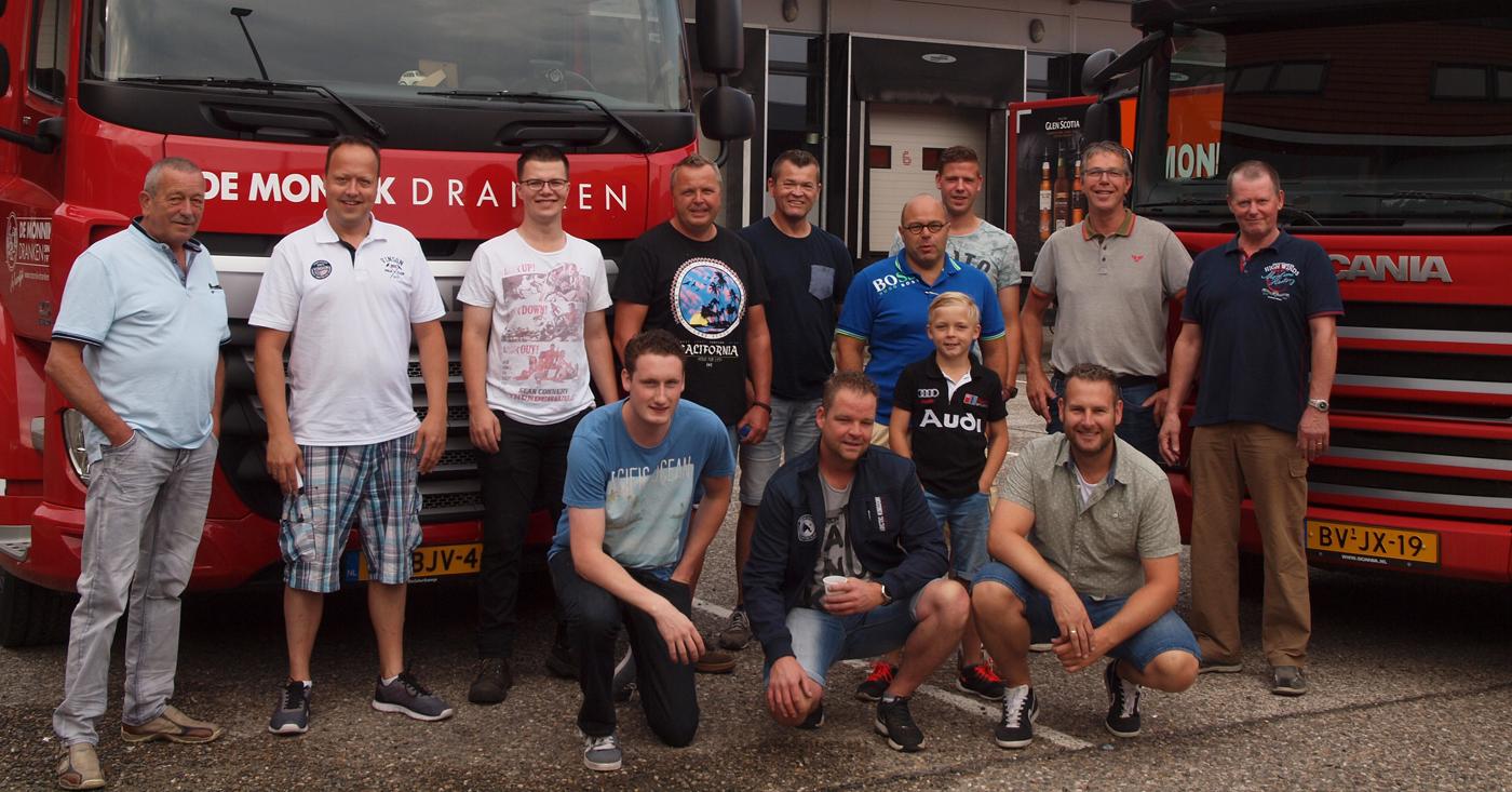 De Monnik Dranken aanwezig bij 27e editie Tukker Truck Run
