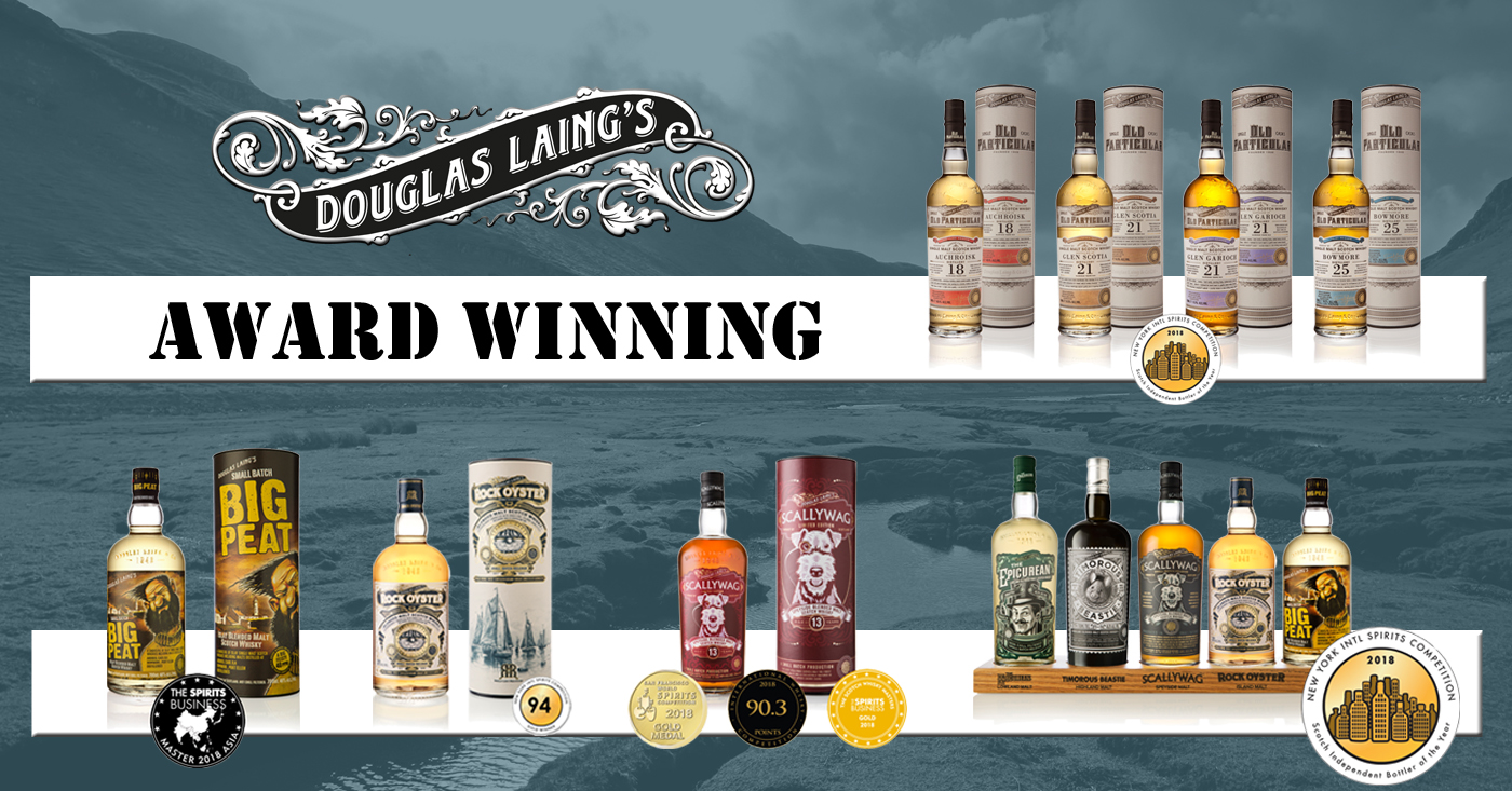 Douglas Laing Awards 2018