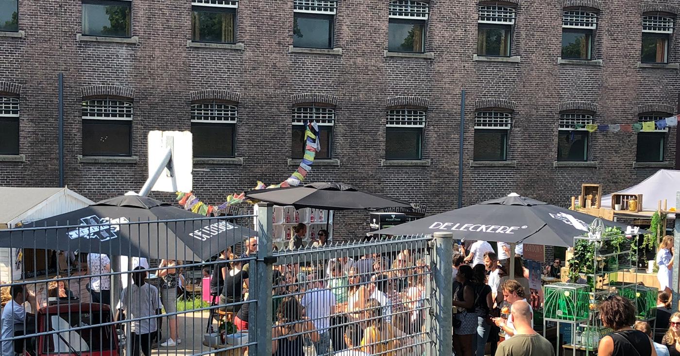 Gin Festival Utrecht verloopt geslaagd voor De Monnik Dranken