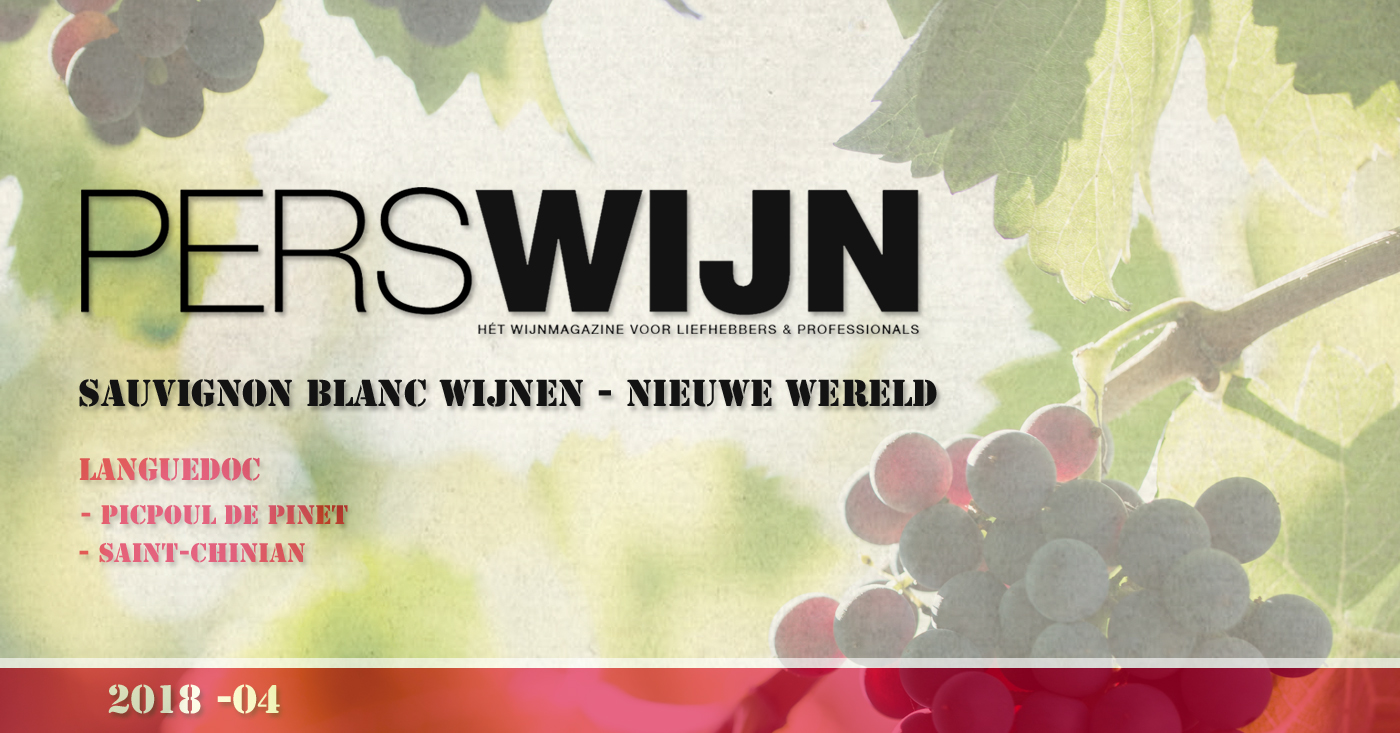 Sauvignon Blanc wijnen uit de Nieuwe Wereld goed beoordeeld in Perswijn