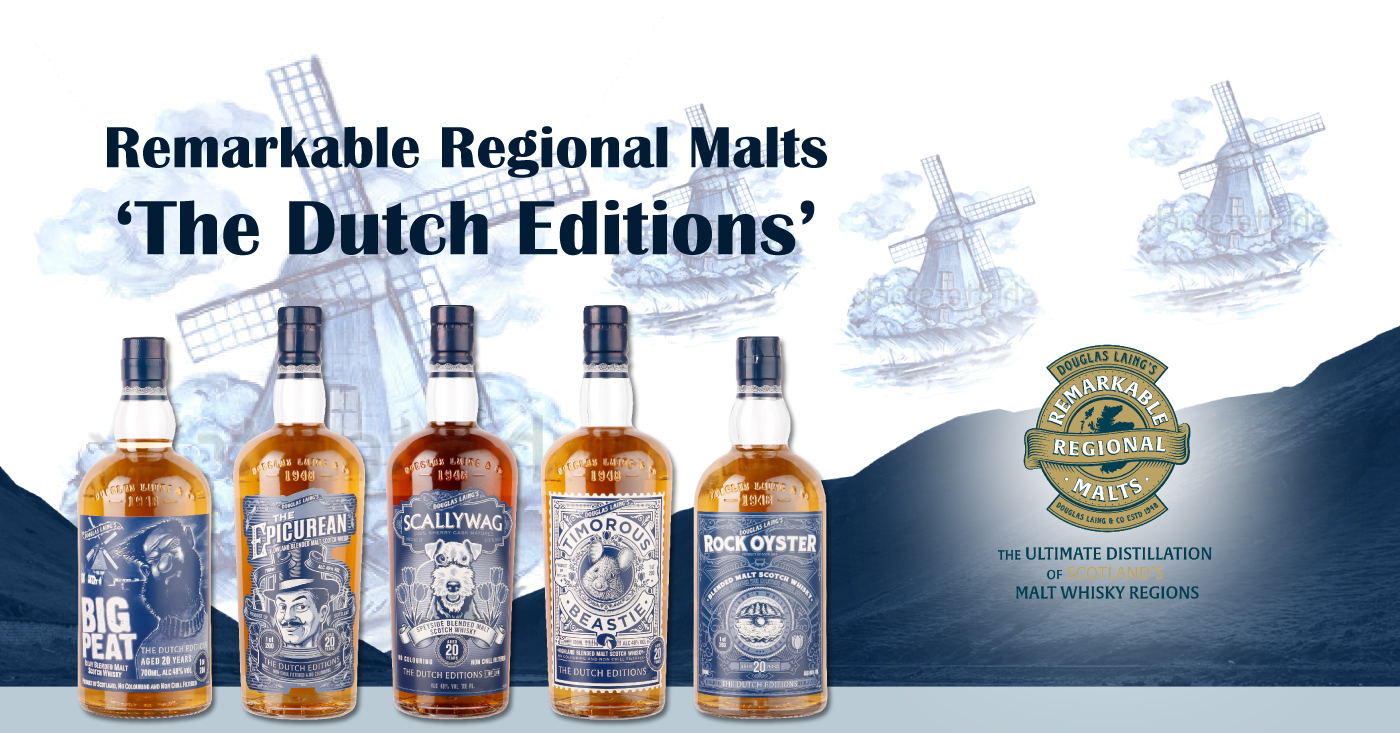 Remarkable Regional Malts: The Dutch Editions