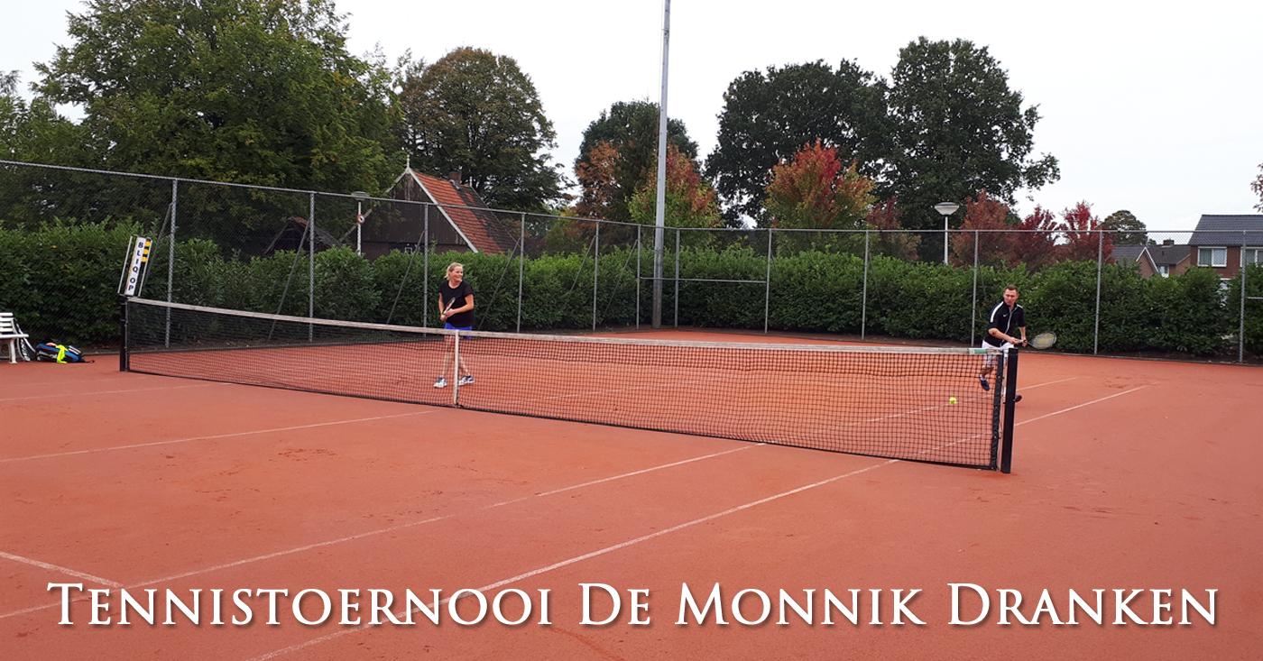 De Monnik Dranken Open Tennistoernooi 2018