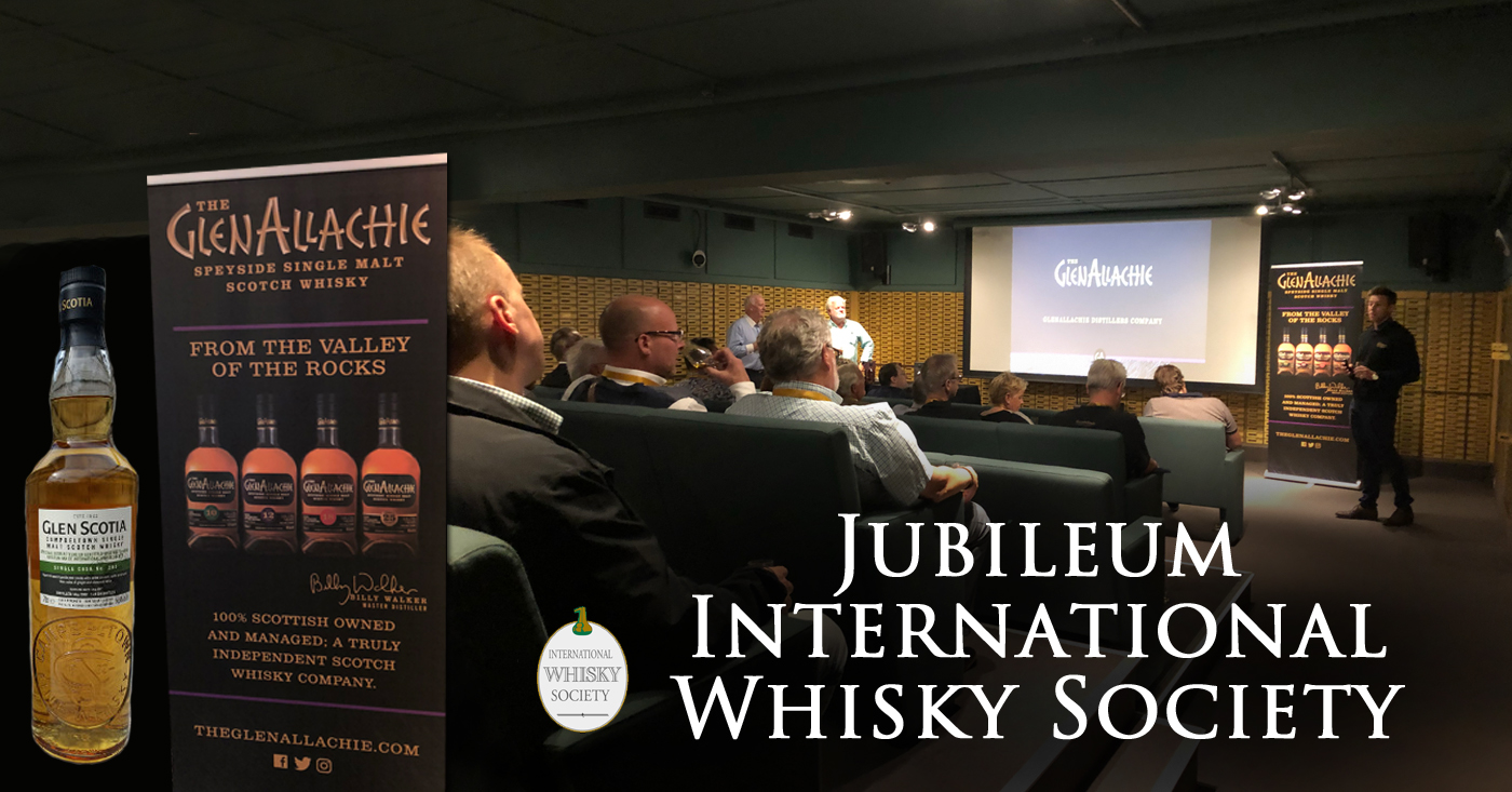 Jubileum International Whisky Society