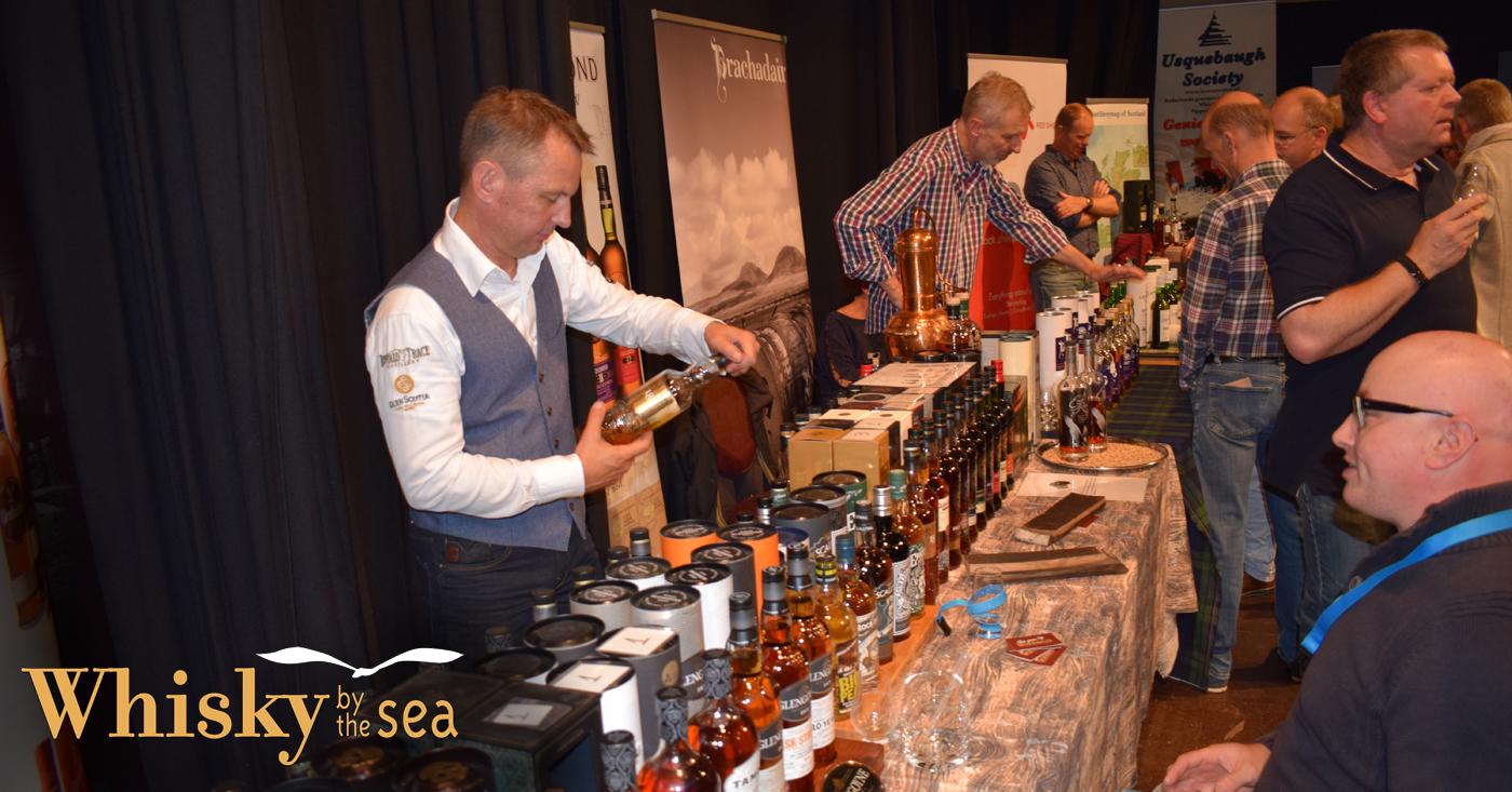 Tamdhu 12 YO geïntroduceerd op Whisky by the Sea in Vlissingen