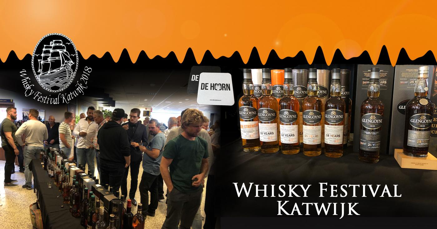 Katwijkers gecharmeerd van whisky's Glengoyne