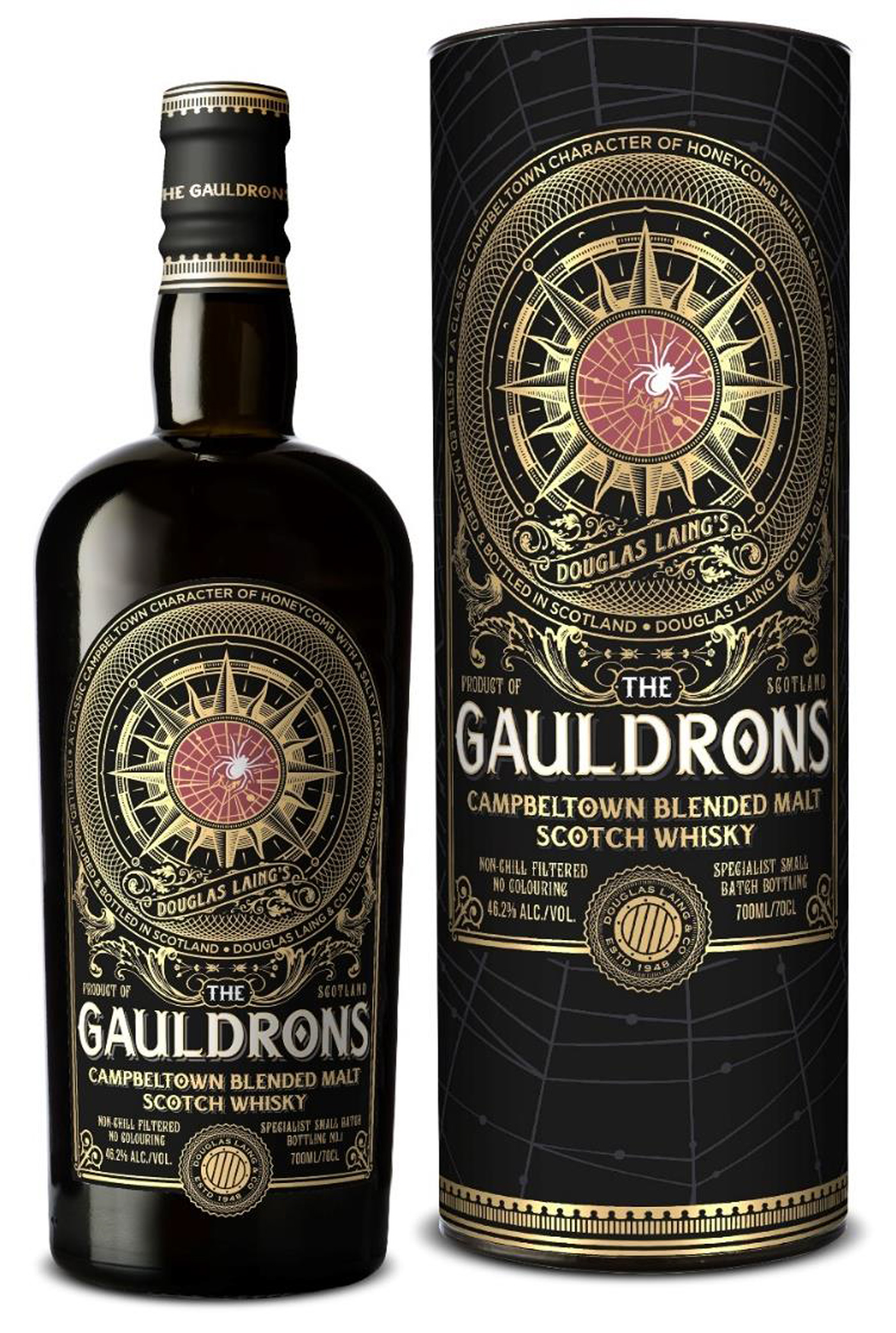 The Gauldrons Campbeltown Limited Edition Batch 3
