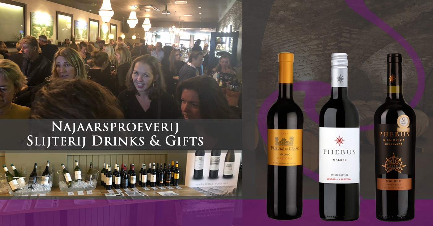 Wijnen Phebus vallen in de smaak op Najaarsproeverij Slijterij Drinks & Gifts