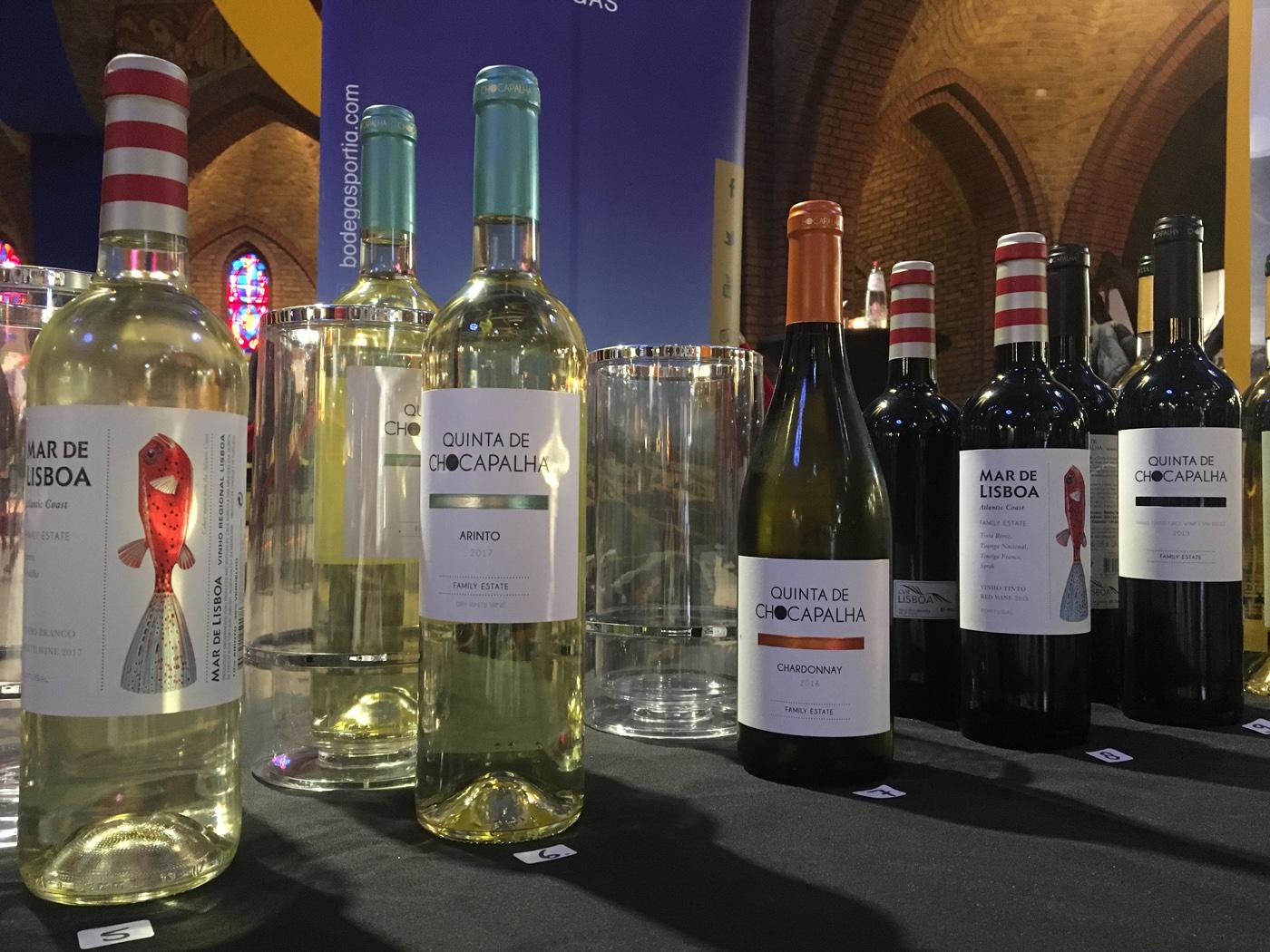 Wijnen Quinta Chocapalha koning te rijk op najaarsproeverij bij Limburgs Schutterij Museum