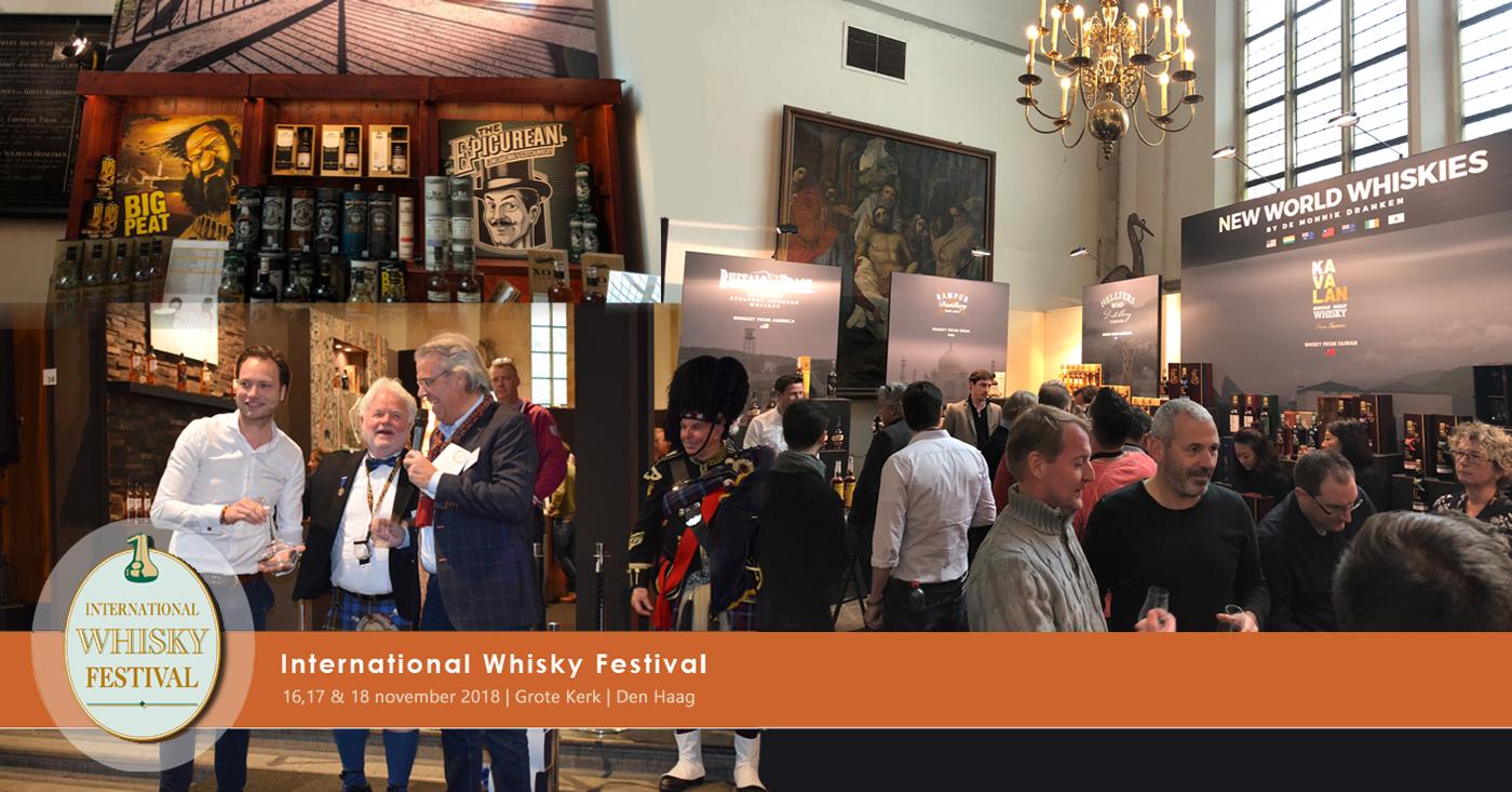 International Whiskyfestival Den Haag