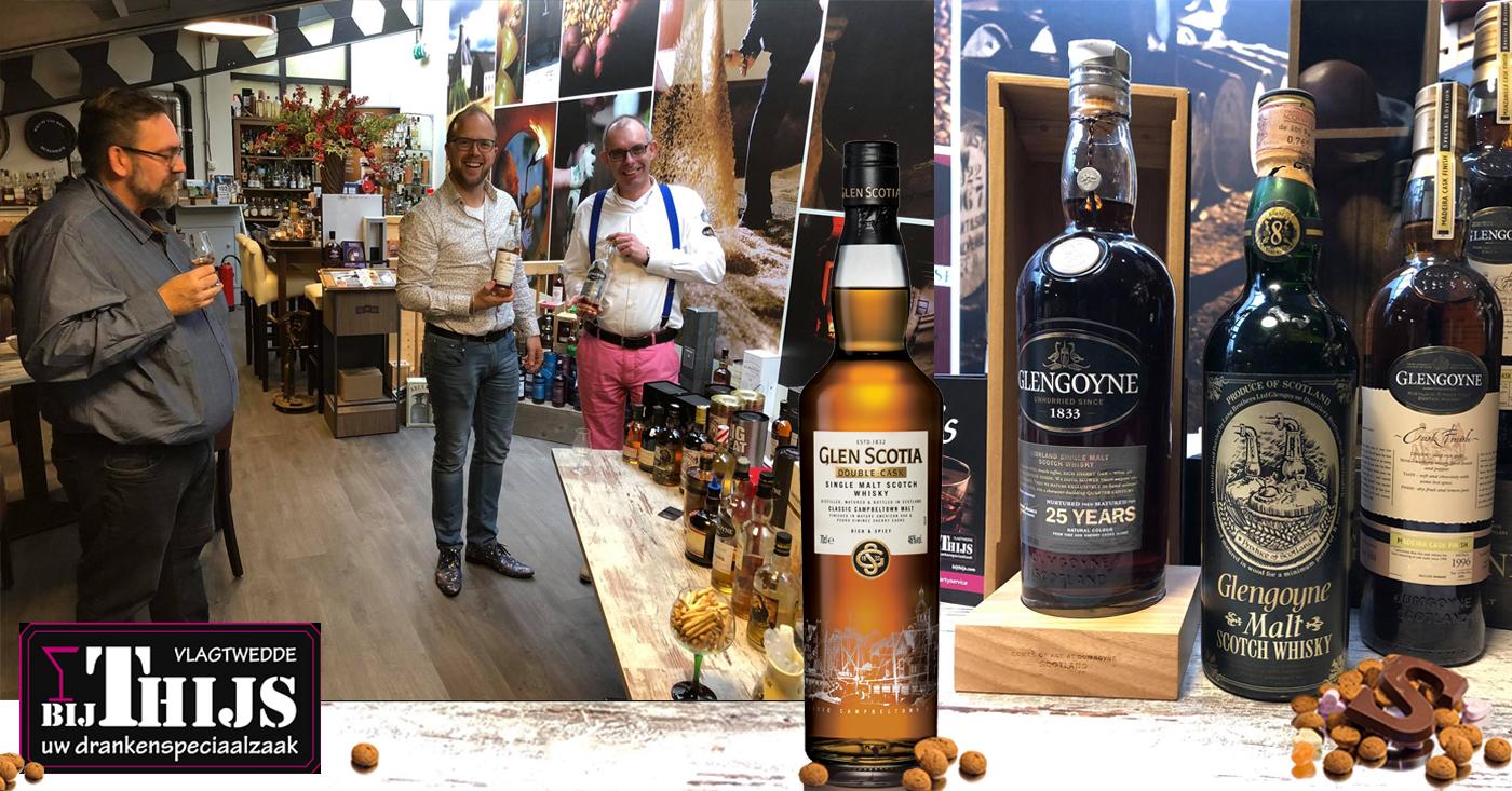Pepernoten & Whisky in Vlagtwedde