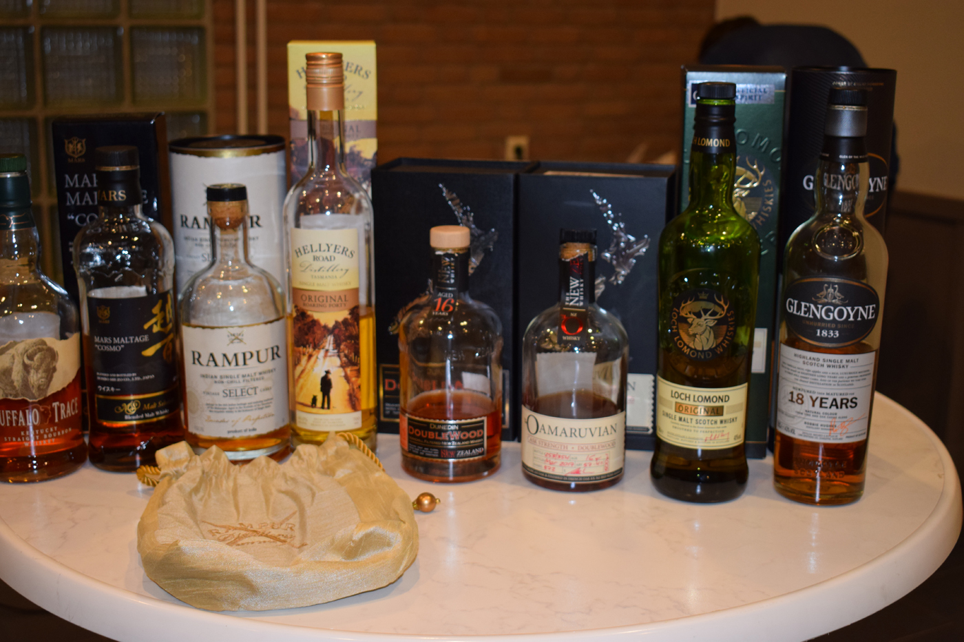 Rampur Indian Single Malt favoriet op Wereld Whisky Tasting in Den Hoorn