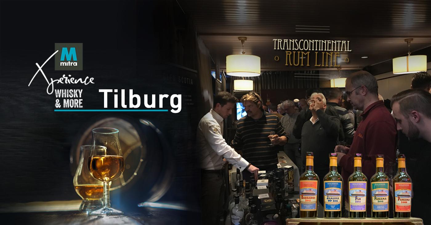 Tilburgers verrast door veelzijdigheid Transcontinental Rum Line