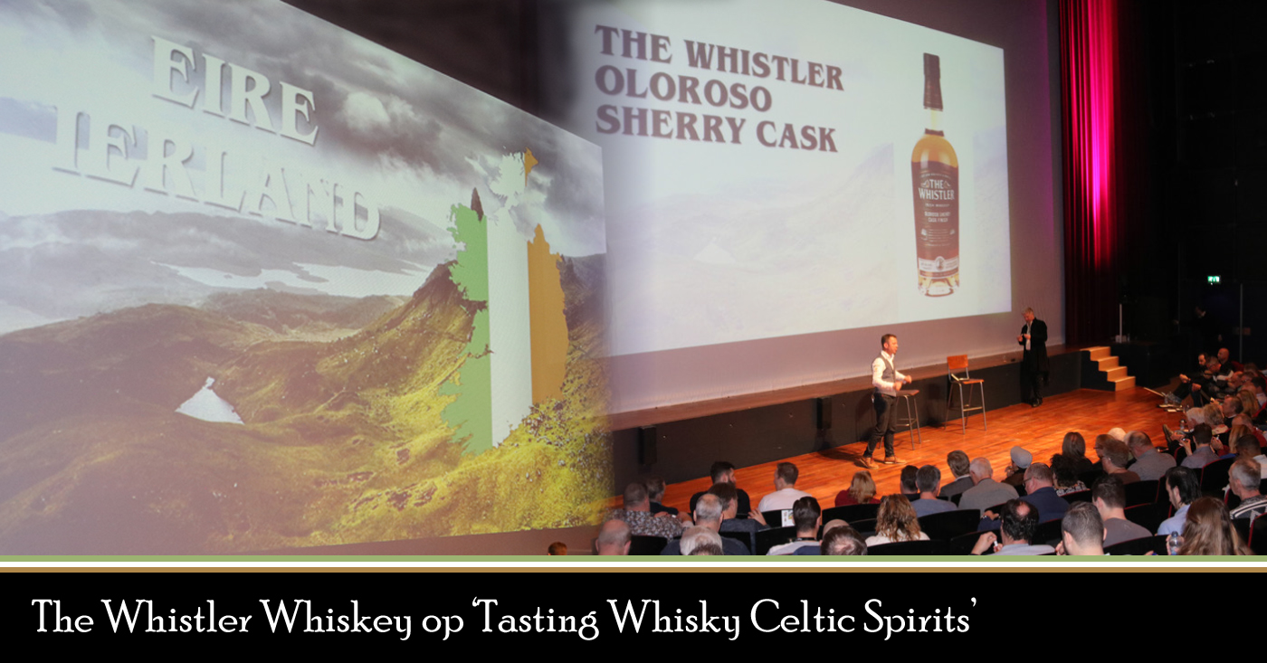 The Whistler Whiskey op Tasting Whisky Celtic Spirits in Zoetermeer