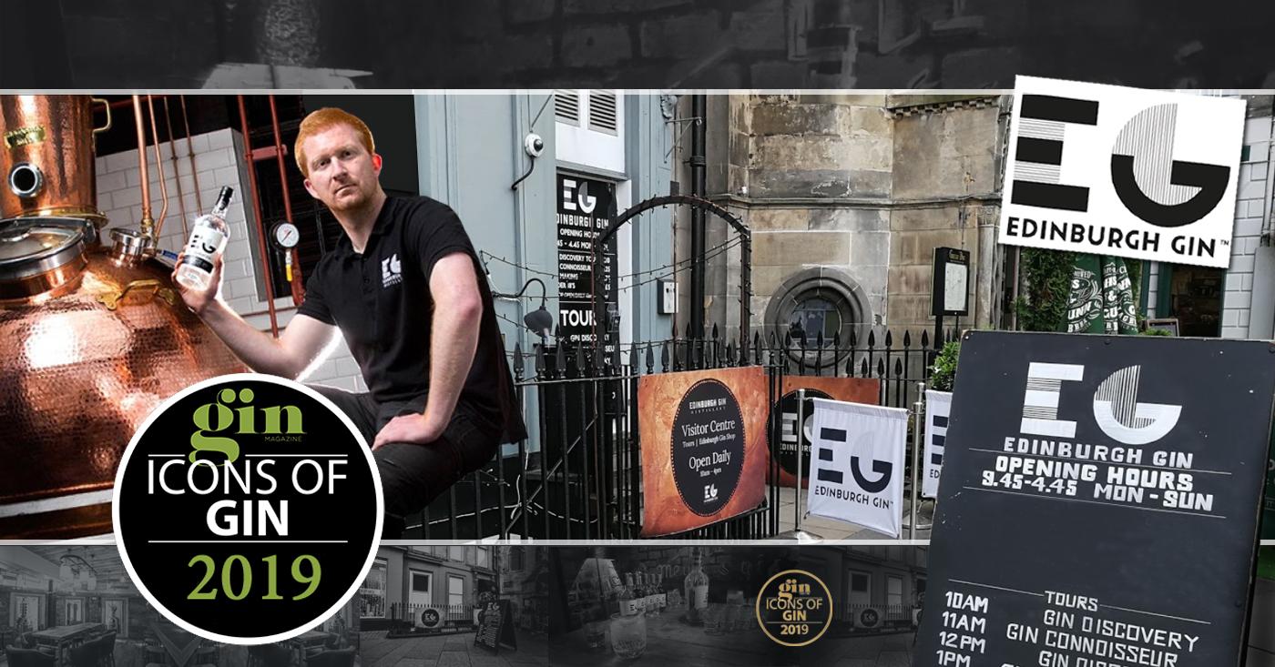 Edinburgh Gin wint 2 prijzen tijdens Icons of Gin Awards in Londen