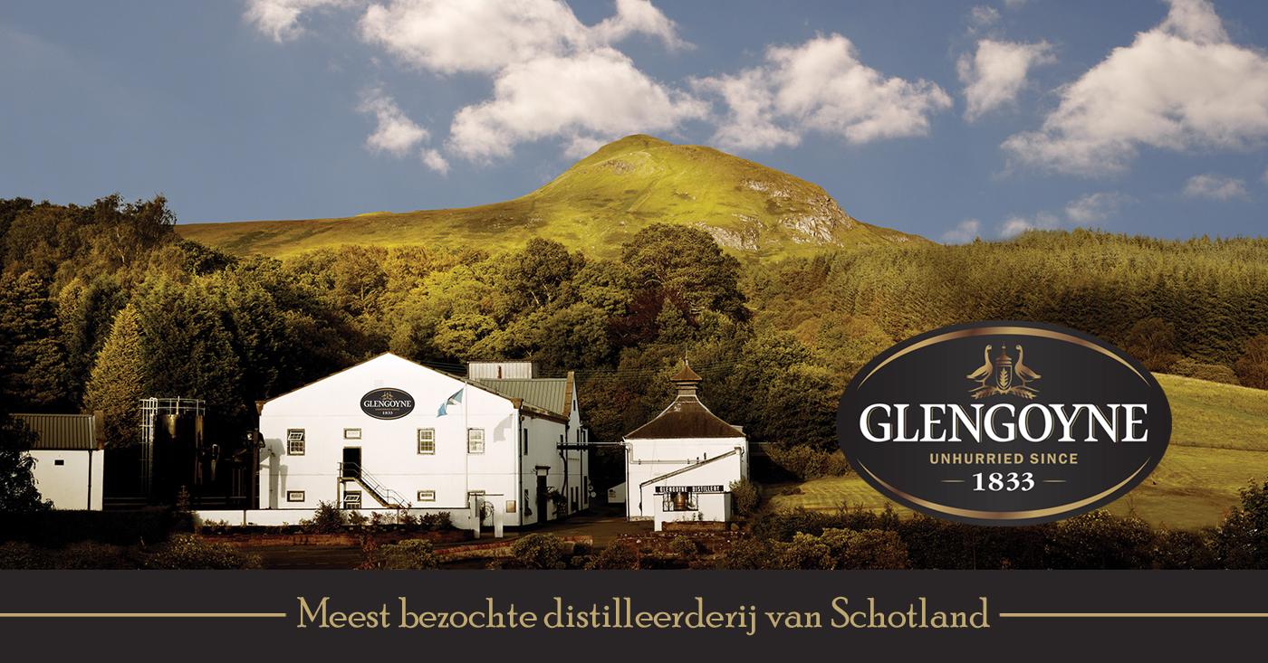Glengoyne meest bezochte distilleerderij van Schotland