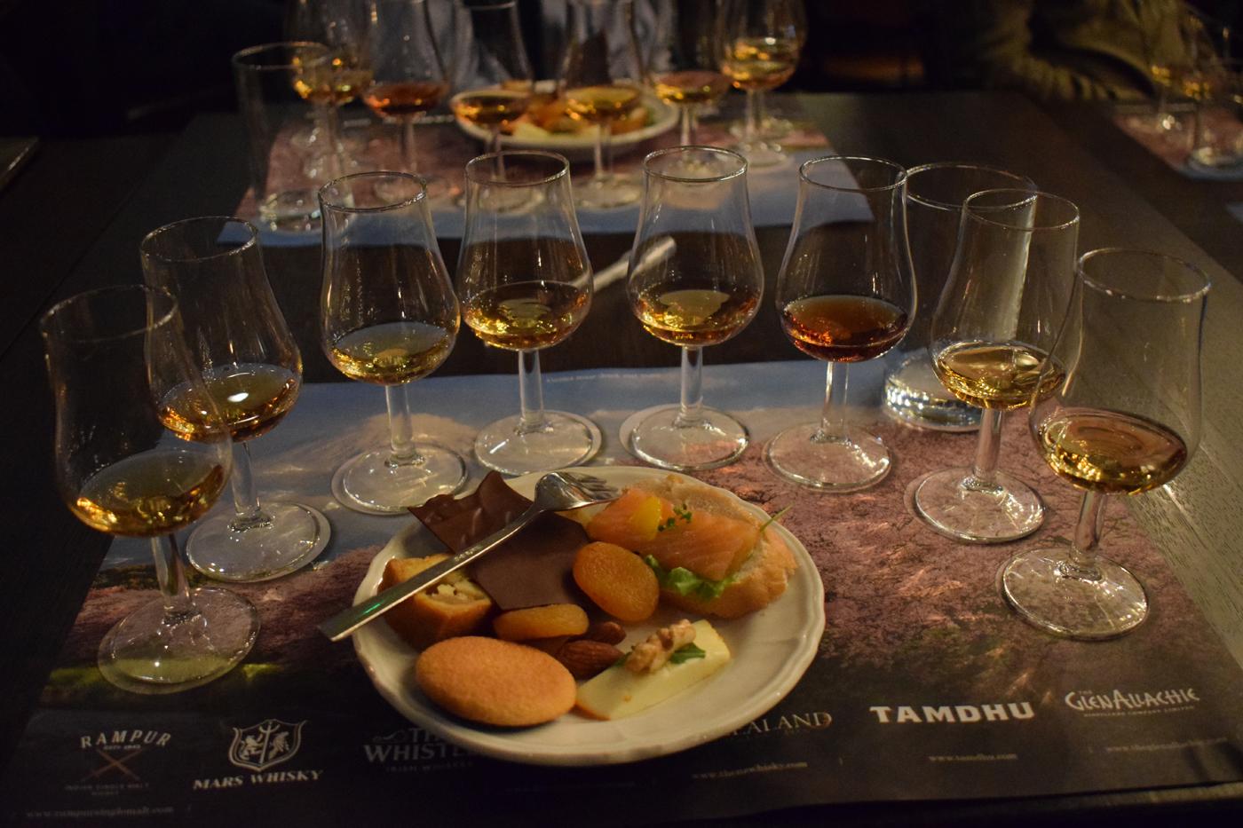 Wereld Whisky Tasting in het land van de Hunebedden