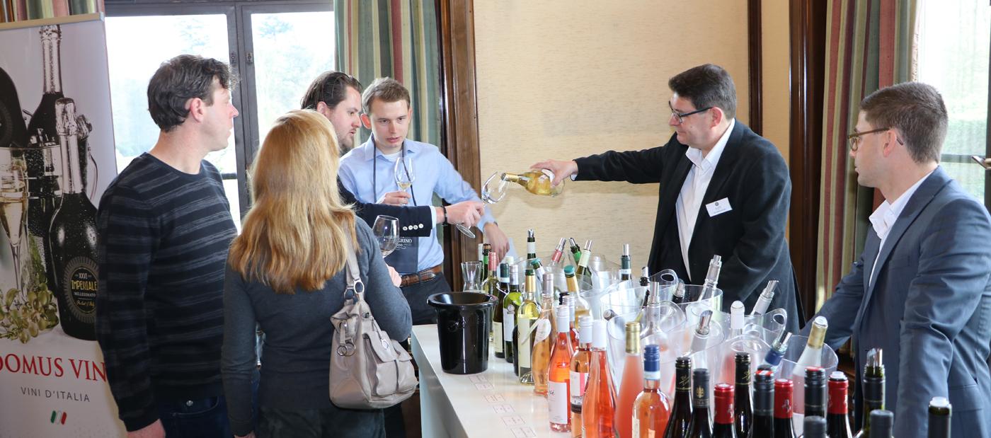 Lente en zomer wijnen op de Monnik Wine Experience
