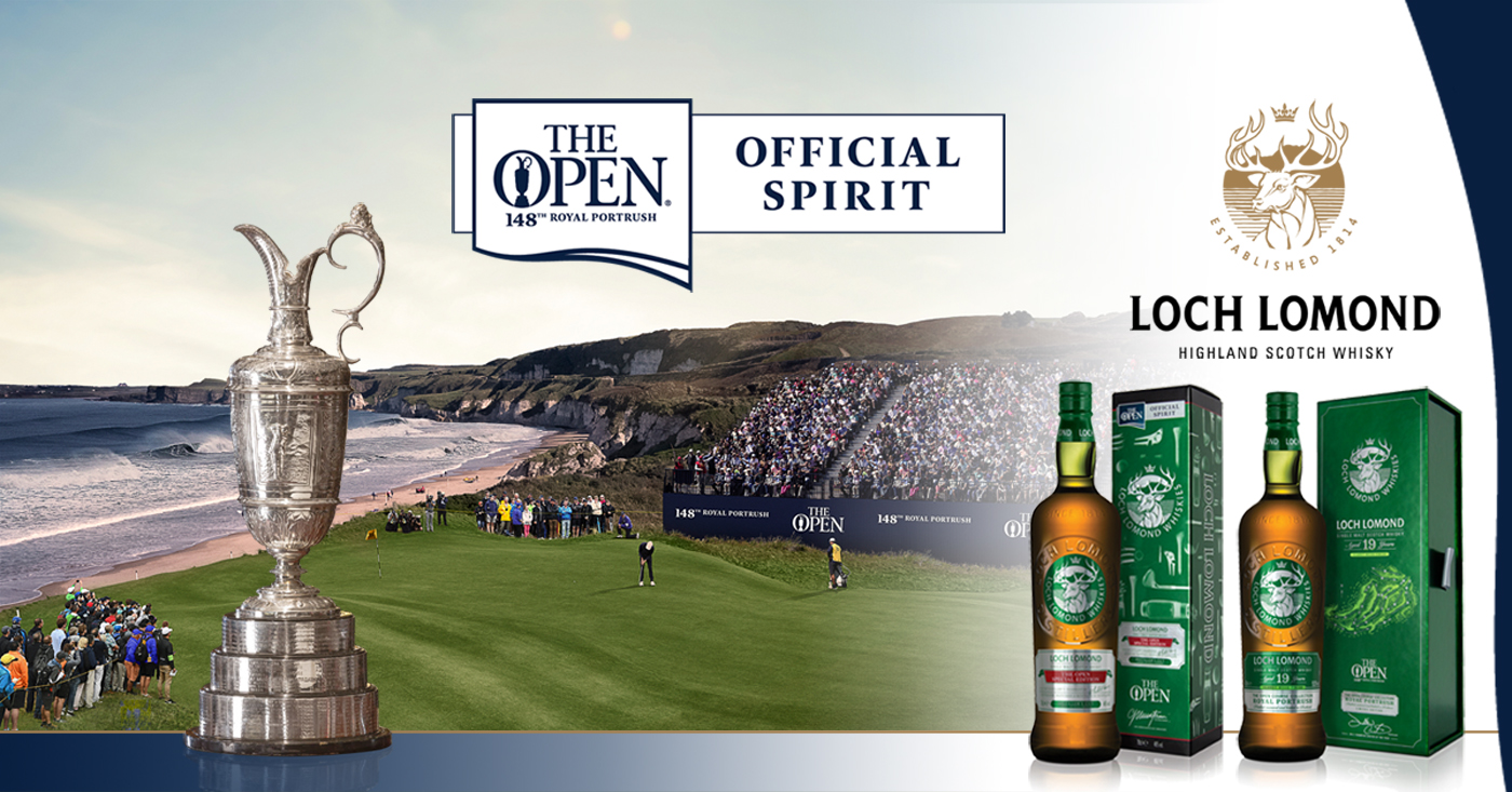 Loch Lomond komt met 2 speciale 'The Open Editions'
