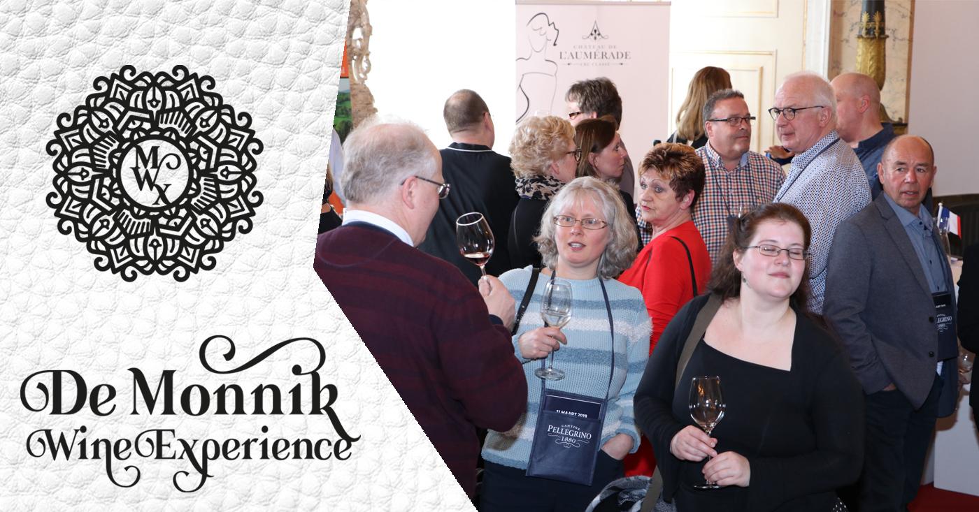 Record aantal bezoekers bij Monnik Wine Experience op Paleis Soestdijk
