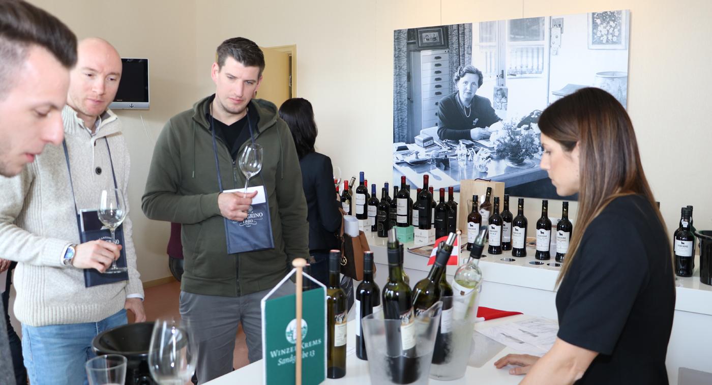 Winzer Krems op Monnik Wine Experience
