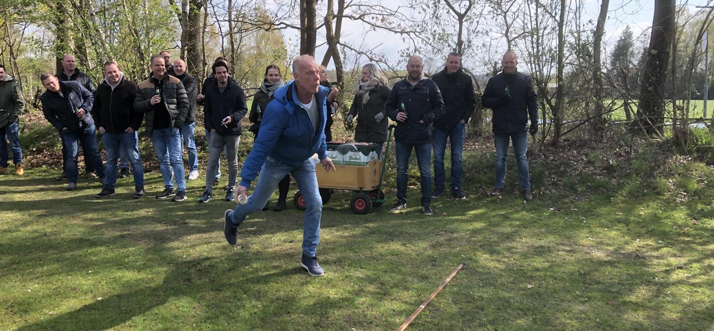 8e editie Monnik klootschiettoernooi enorm succes_Gerrit Wellink