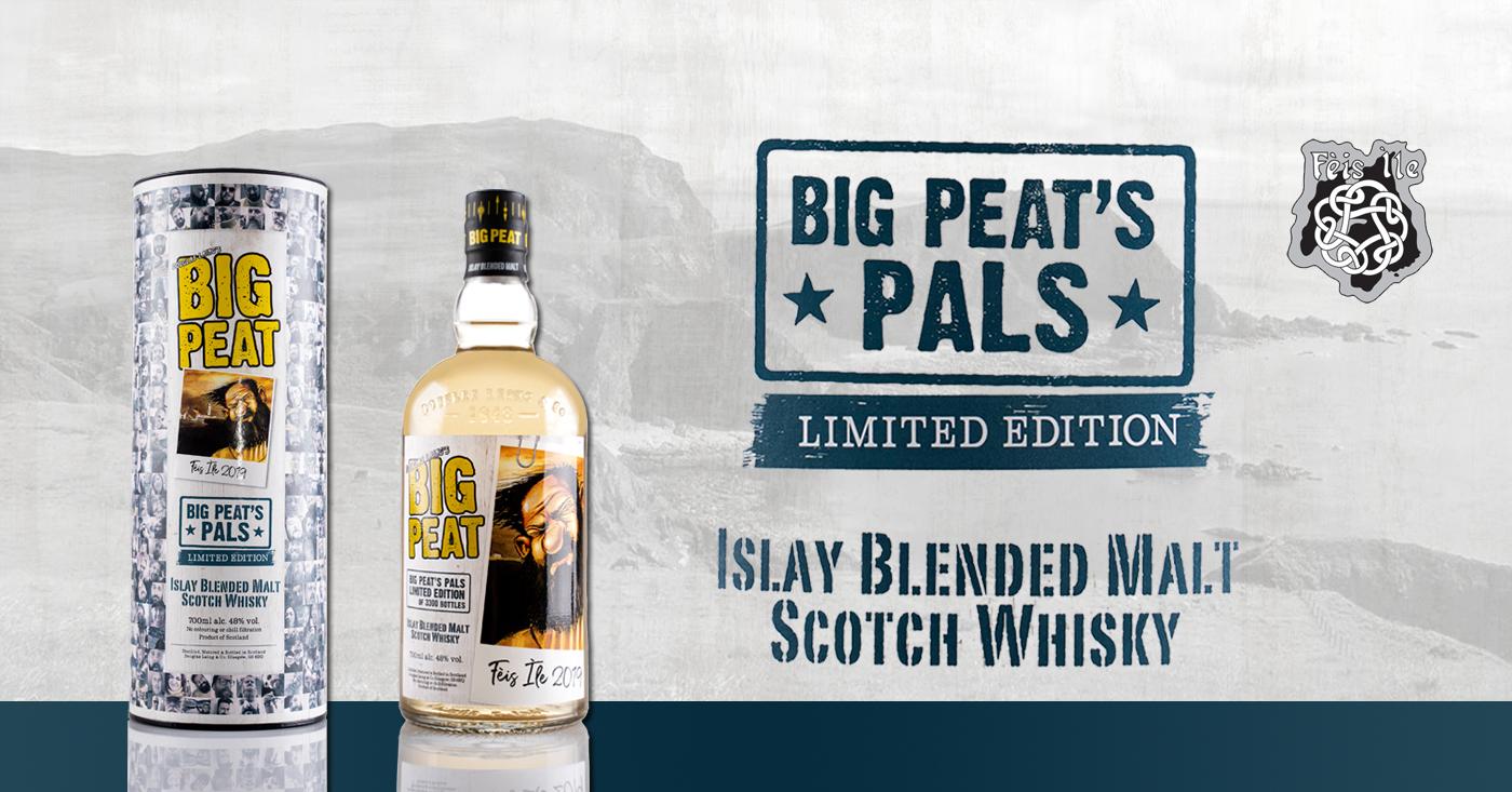 Big Peat Feis Ile 2019 Islay Whisky onderweg naar Nederland