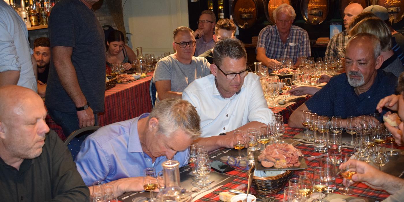 Donder en bliksem bij proeven Smokehead High Voltage in Hoorn